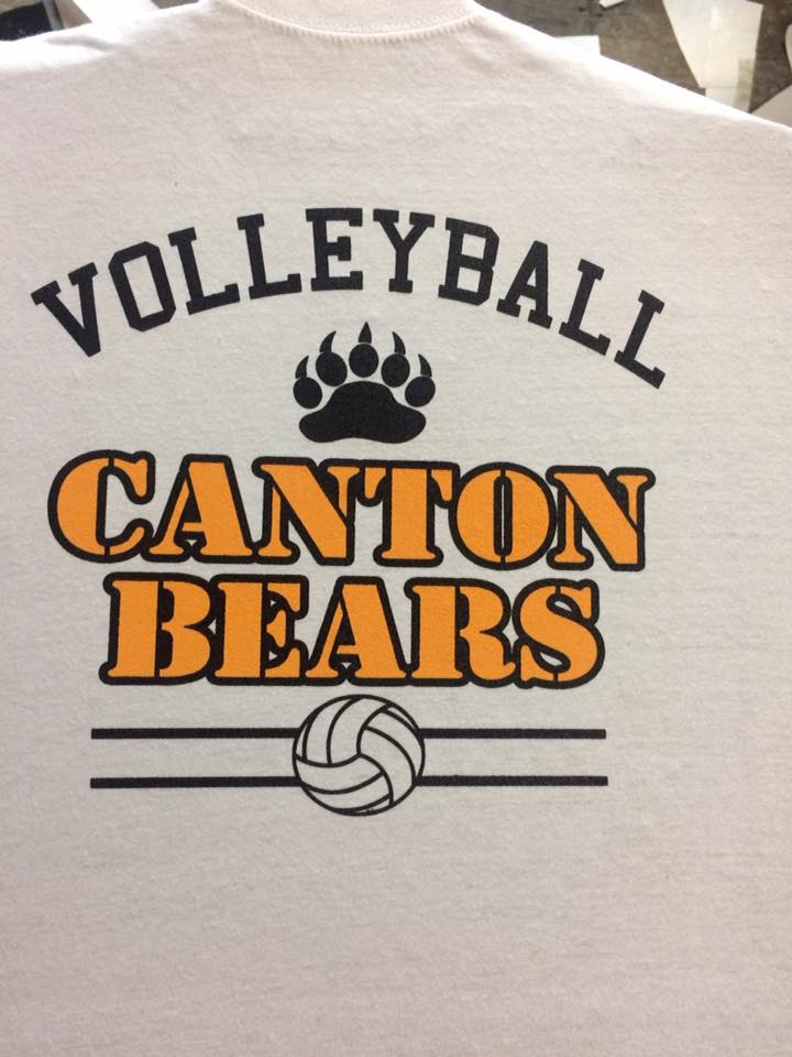 Canton Bears Volleyball