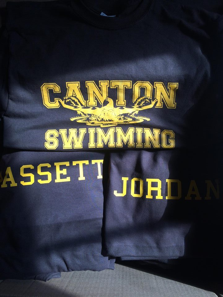 Canton Central Swim Team